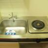 1R Apartment to Rent in Kawaguchi-shi Kitchen