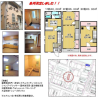 2SLDK House to Rent in Osaka-shi Kita-ku Floorplan