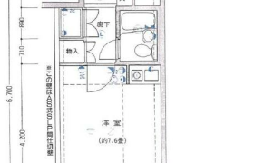 1R Mansion in Higashiueno - Taito-ku