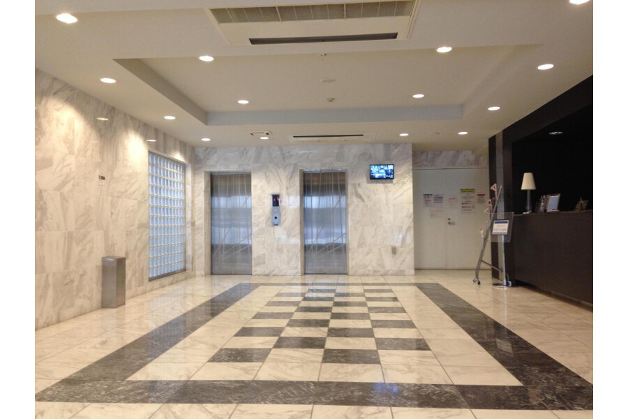 1LDK Apartment to Rent in Nagoya-shi Naka-ku Lobby