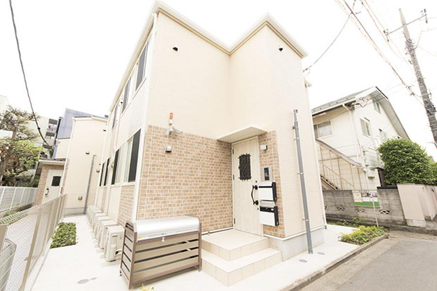Private Guesthouse to Rent in Suginami-ku Exterior