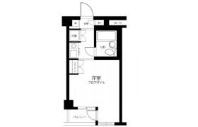 1K Mansion in Tateishi - Katsushika-ku