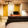 1K Serviced Apartment to Rent in Osaka-shi Naniwa-ku Bedroom