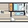 1K Apartment to Buy in Osaka-shi Chuo-ku Interior
