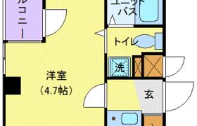 1K Apartment in Konakadai - Chiba-shi Inage-ku