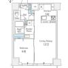 1LDK Apartment to Rent in Nerima-ku Interior