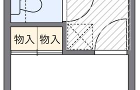 小平市 鈴木町 1K アパート