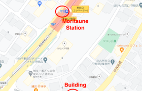 Whole Building {building type} in Moritsunehommachi - Kitakyushu-shi Kokuraminami-ku