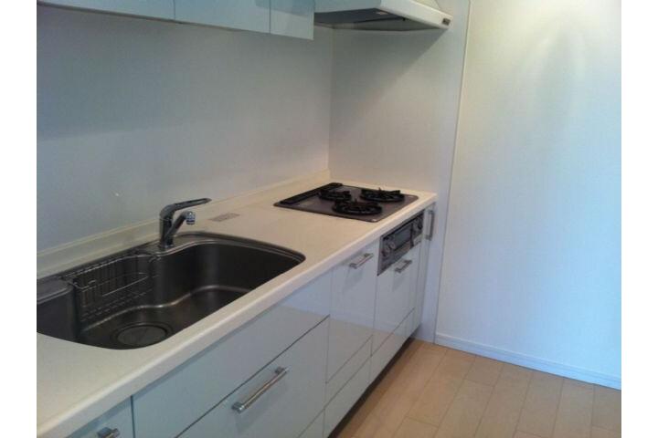 1LDK Apartment to Rent in Nagoya-shi Naka-ku Kitchen