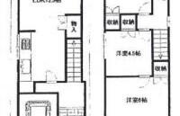 4LDK {building type} in Tachibana - Osaka-shi Nishinari-ku