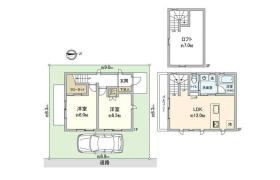 世田谷区上北沢-2LDK{building type}