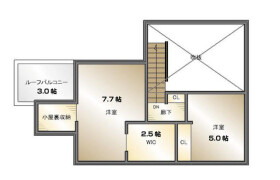 3SLDK House in Taiheiji - Fukuoka-shi Minami-ku