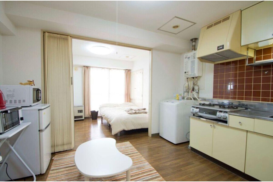 1LDK Apartment to Rent in Sapporo-shi Chuo-ku Room