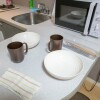 1R Apartment to Rent in Osaka-shi Minato-ku Equipment