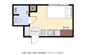 1R Mansion in Nihombashikodemmacho - Chuo-ku