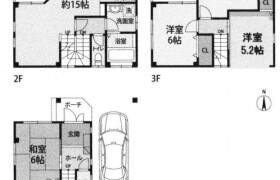 4LDK {building type} in Tsurumibashi - Osaka-shi Nishinari-ku