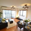 1LDK Apartment to Buy in Chuo-ku Living Room