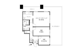 2LDK Mansion in Shinjuku - Shinjuku-ku