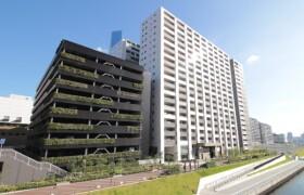 2LDK {building type} in Harumi - Chuo-ku