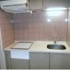 2K Apartment to Rent in Shibuya-ku Kitchen