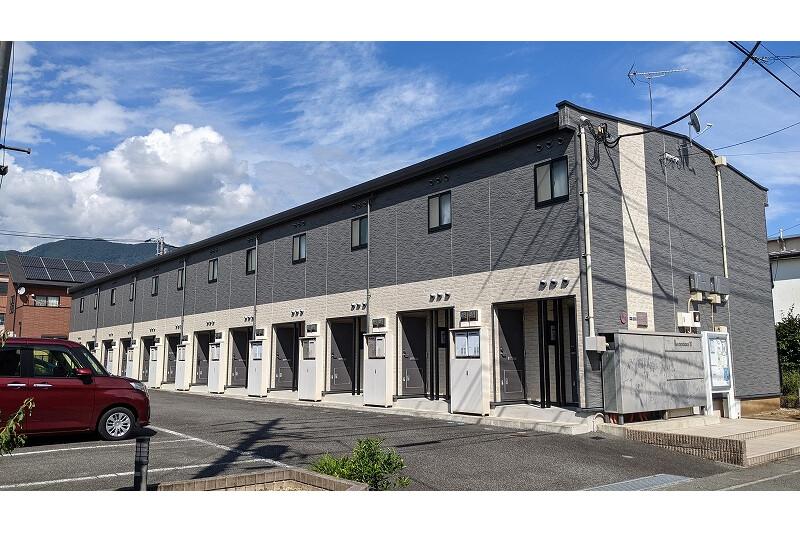 1K Apartment to Rent in Kofu-shi Exterior