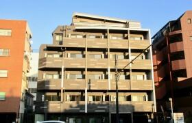 大田區多摩川-1DK公寓大廈