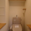 1K Apartment to Buy in Toshima-ku Toilet