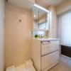 在中央區購買1R 公寓大廈的房產 盥洗室