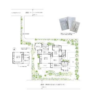 7DK House in Momoyamacho taichoro - Kyoto-shi Fushimi-ku Floorplan