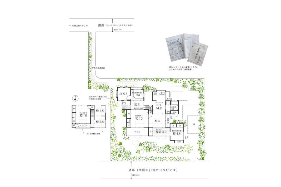 7DK House to Buy in Kyoto-shi Fushimi-ku Floorplan