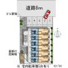 在名古屋市天白区内租赁1K 公寓 的 内部