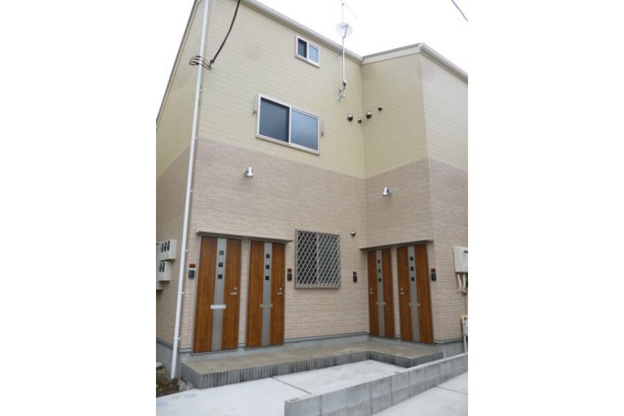 在小金井市內租賃1R 公寓 的房產 戶外
