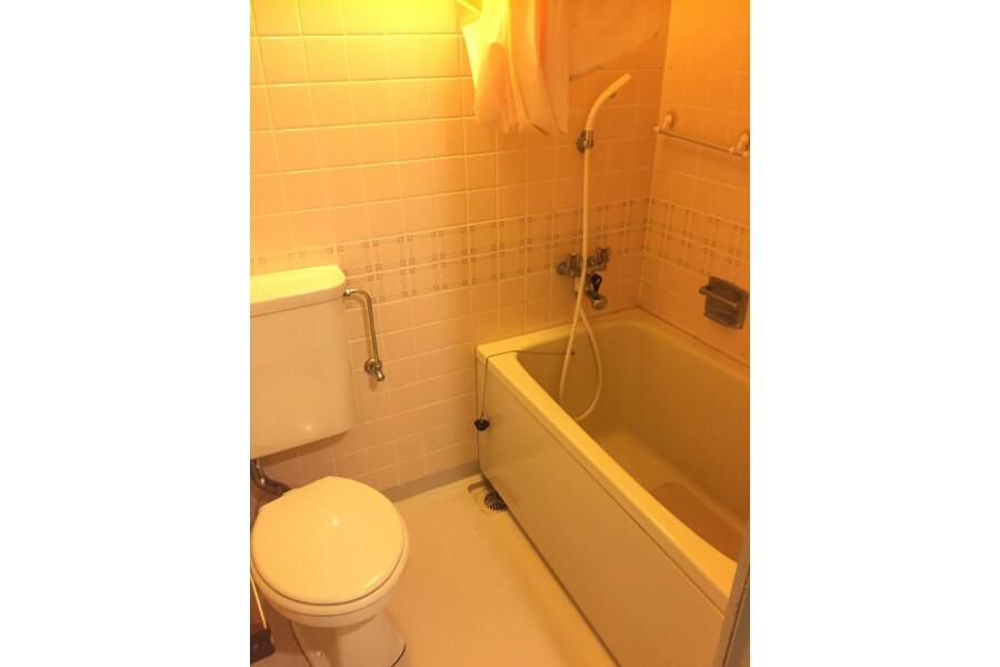 1LDK Apartment to Buy in Kyoto-shi Higashiyama-ku Toilet