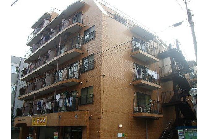2DK Apartment To Rent In Bunkyo Ku Exterior