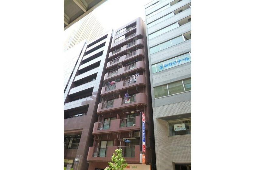 1R Apartment to Rent in Arakawa-ku Exterior