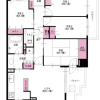 4LDK Apartment to Buy in Kodaira-shi Floorplan