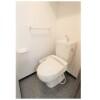 1K Apartment to Rent in Yokohama-shi Nishi-ku Toilet