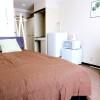 1R マンション 横浜市神奈川区 ベッドルーム