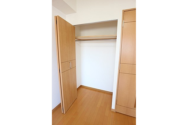 1K Apartment to Rent in Meguro-ku Storage
