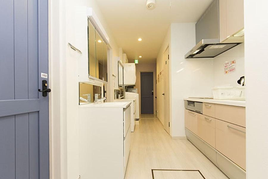 Private Guesthouse to Rent in Nerima-ku Common Area