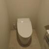 在涩谷区内租赁2LDK 公寓大厦 的 厕所