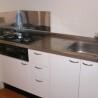 1LDK Apartment to Rent in Itabashi-ku Kitchen