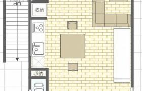 新宿区改代町-1R公寓