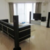 1LDK Serviced Apartment to Rent in Nagoya-shi Higashi-ku Interior
