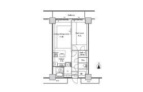 1LDK Mansion in Minatomirai - Yokohama-shi Nishi-ku