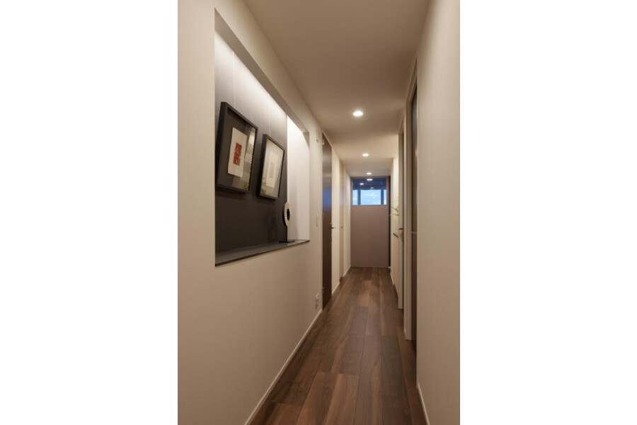 4LDK Apartment to Buy in Chuo-ku Outside Space