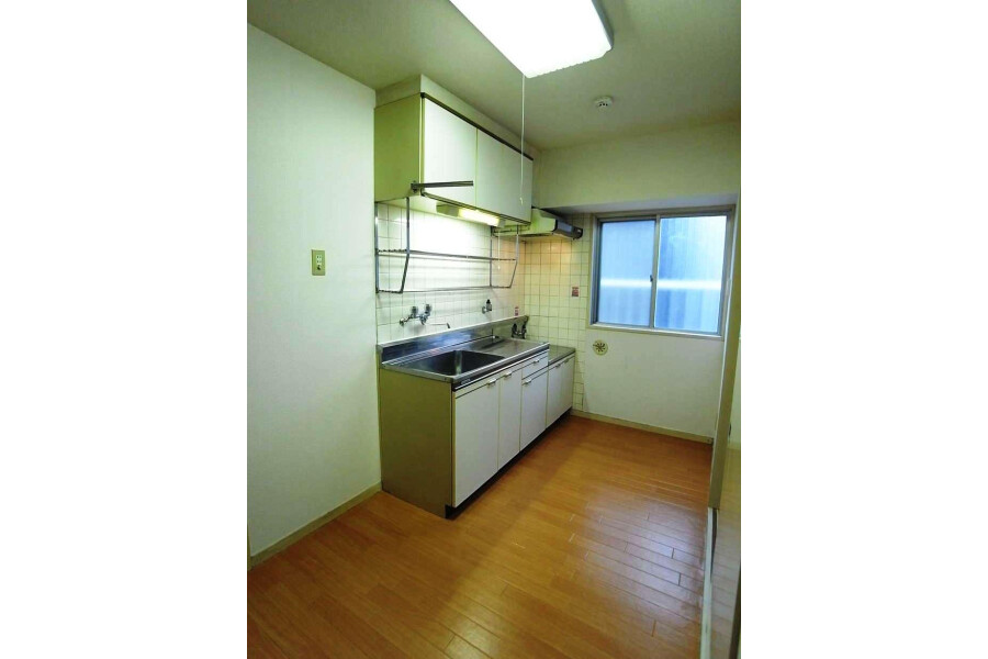 2K Apartment to Rent in Taito-ku Interior