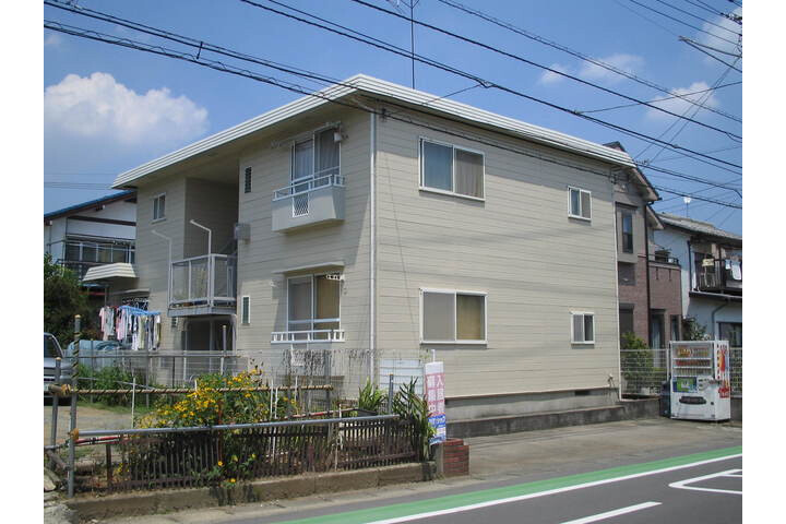 2DK Apartment to Rent in Saitama-shi Nishi-ku Exterior
