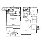 3SLDK 联排式住宅