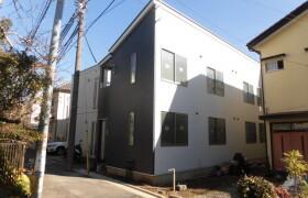 目黒区五本木-1R公寓